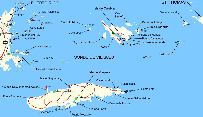 Jamann sailing adventures vi info - Puerto rico spain weather ...